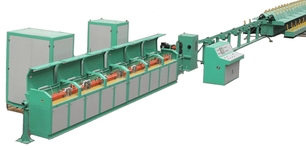 Improved Elongation cold rolled Ribbed Bar Production Line