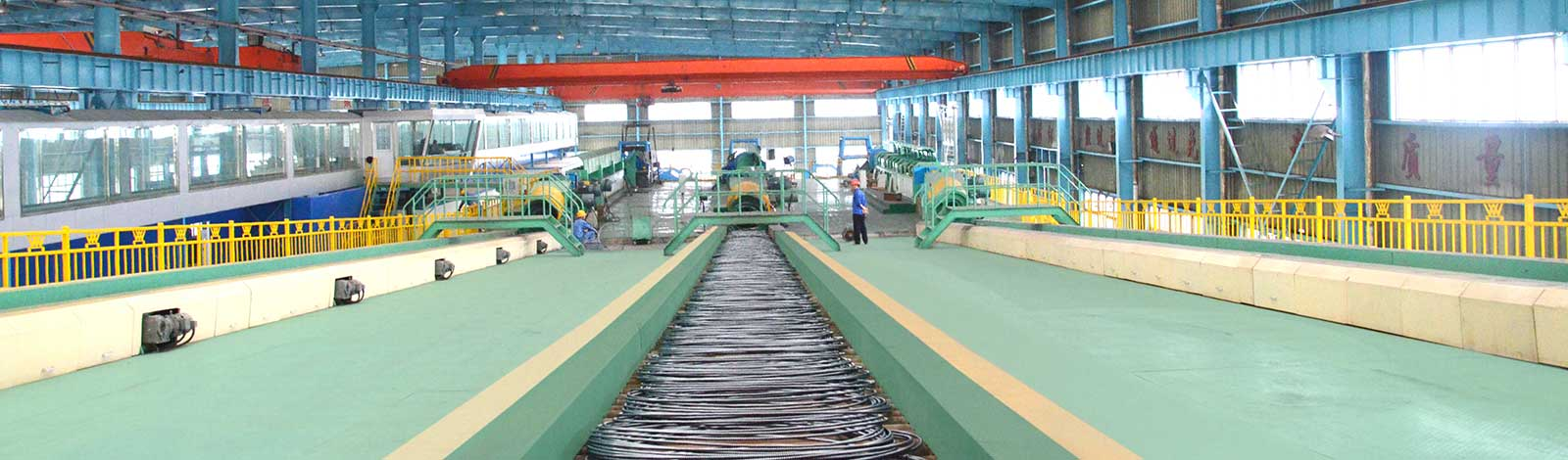 high speed cold rolled ribbed bar production line